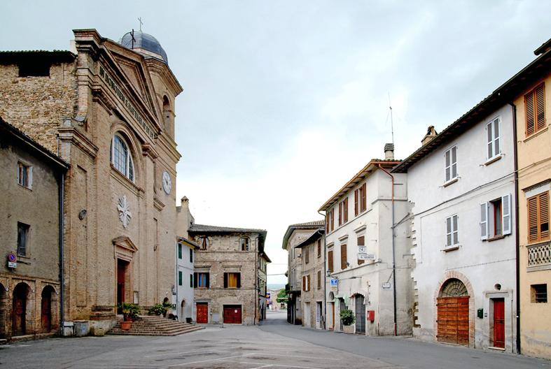 La Chiesa parrocchiale di San Matteo