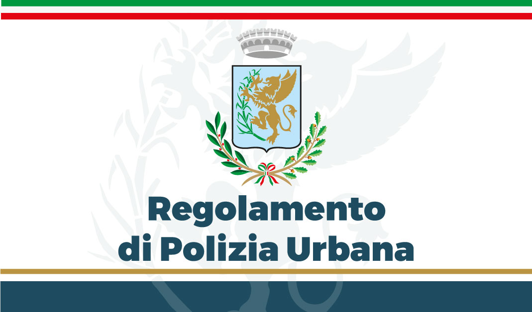 regolamento polizia urbana cannara